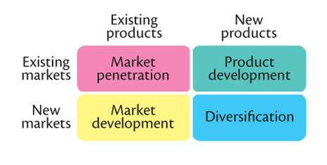 Product-Market Expansion Grid