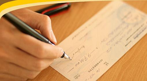 Under what circumstances is abanker authorized to terminate the payment of cheque